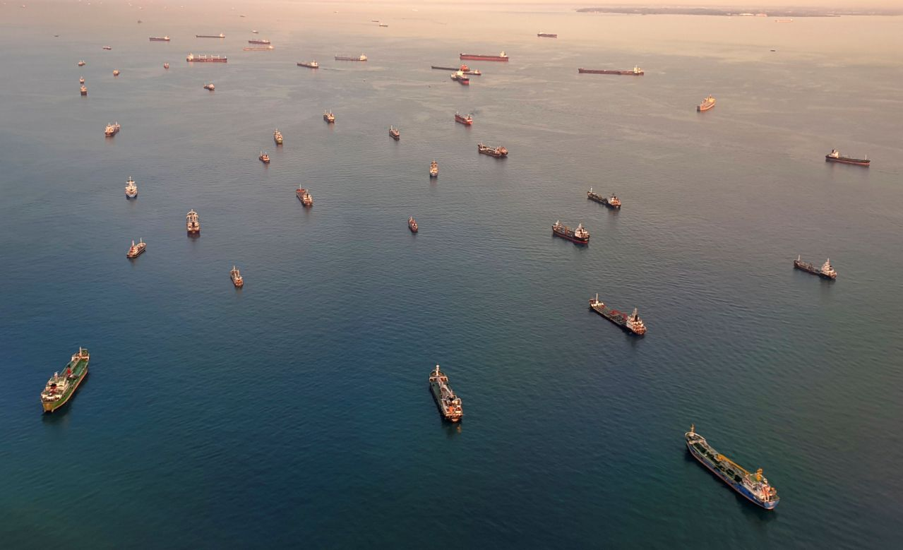 IMO Navigation Rules at Straits of Malacca and Singapore