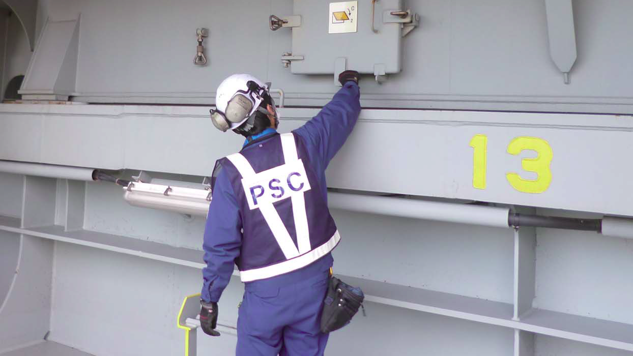 Main steps to reduce Panamanian Ship detentions by PSC