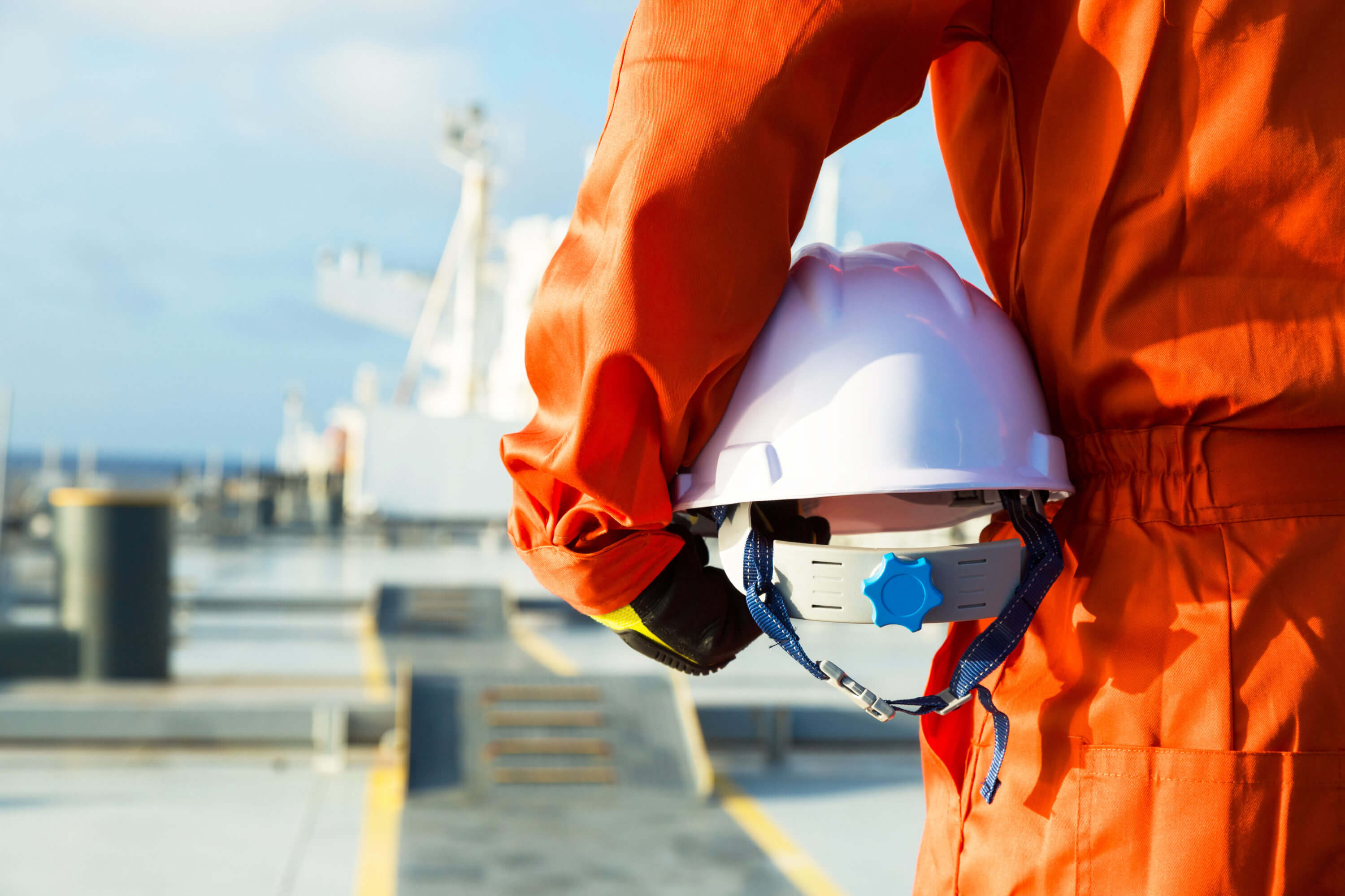 Most common personal injuries onboard: Risks and best practice